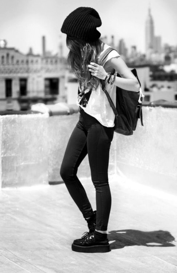 Emo Style Outfits And Fashion Ideas (1)