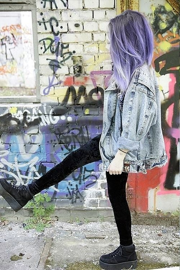 Emo Style Outfits And Fashion Ideas (13)