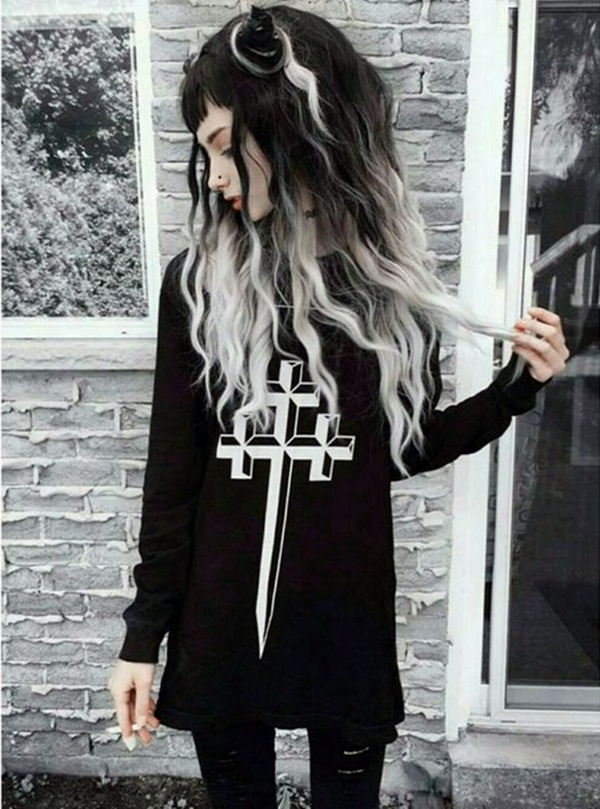 Emo Style Outfits And Fashion Ideas (16)