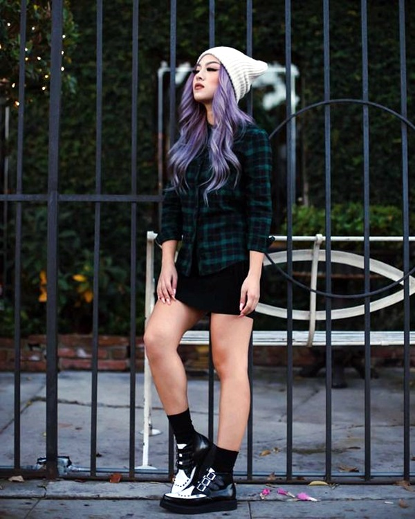Emo Style Outfits And Fashion Ideas (25)