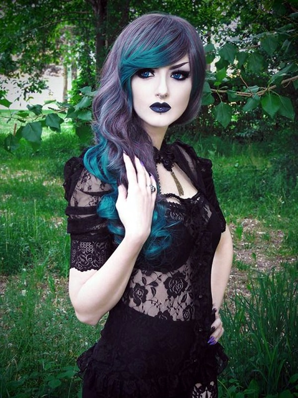 Emo Style Outfits And Fashion Ideas (27)