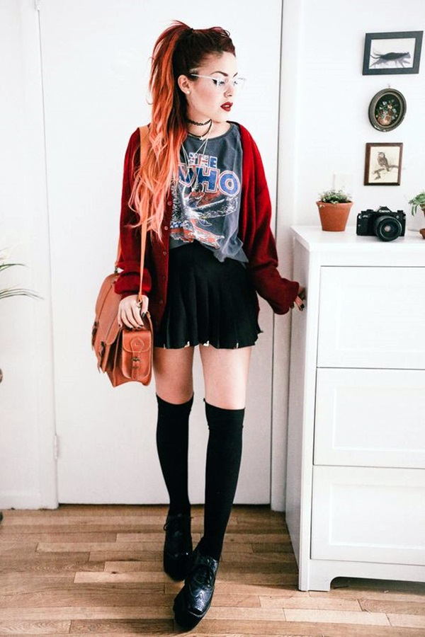 Emo Style Outfits And Fashion Ideas (3)