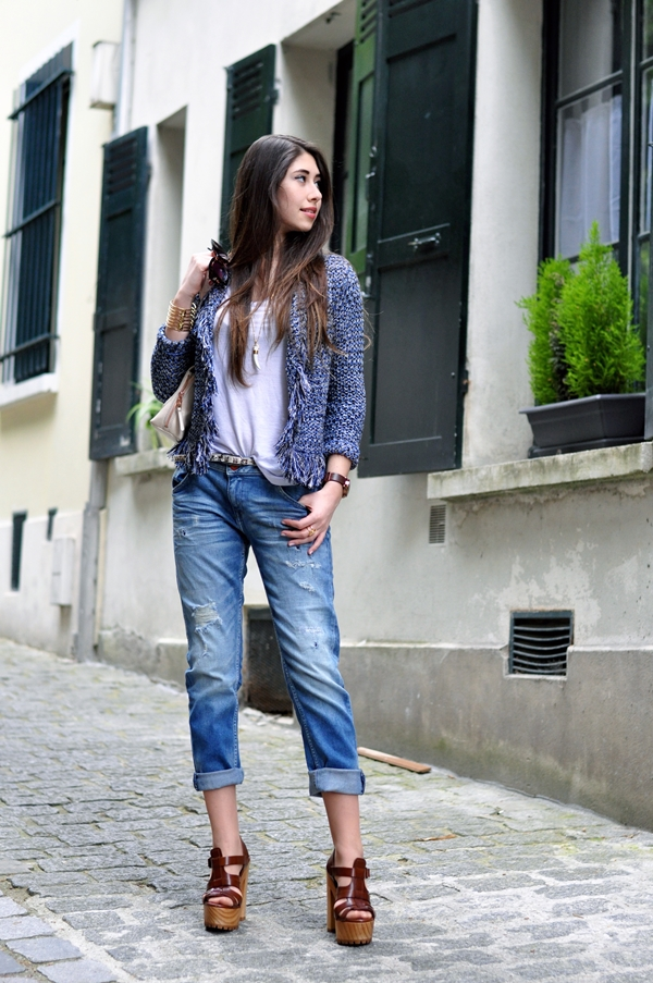 How to Wear Boyfriend Jeans Outfits (11)