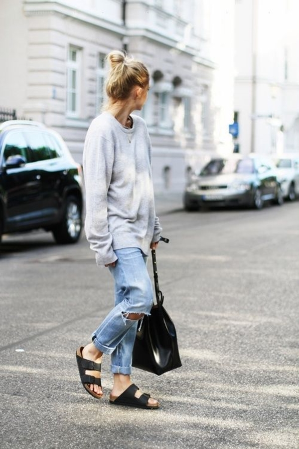 How to Wear Boyfriend Jeans Outfits (30)