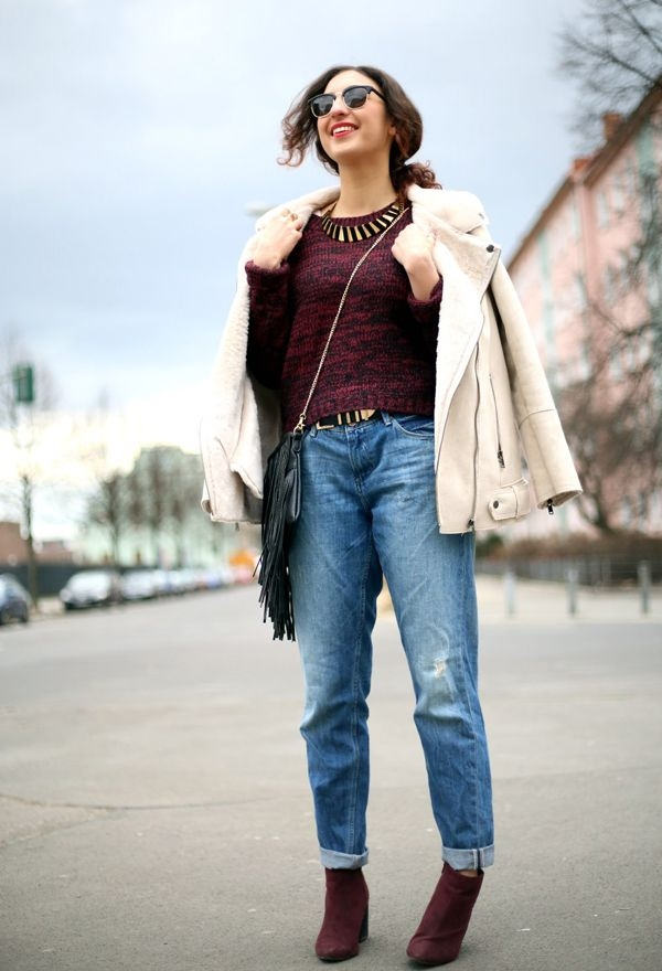 How to Wear Boyfriend Jeans Outfits (7)