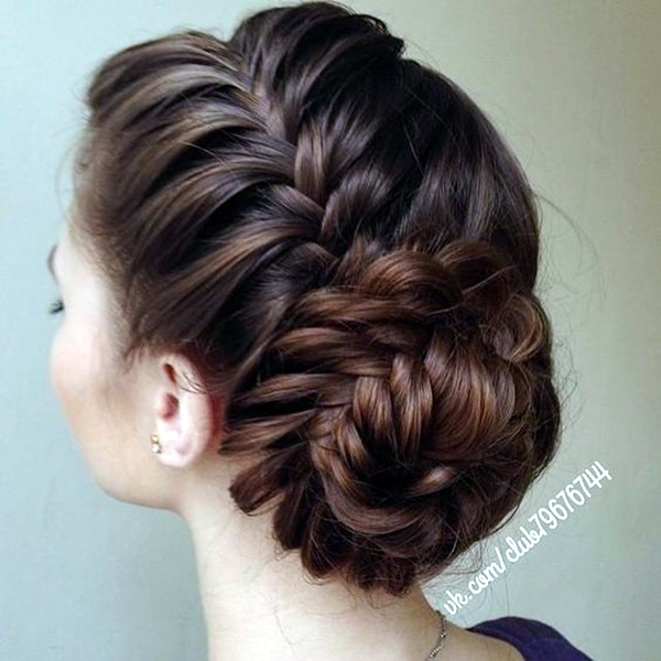 Ideas for keeping your Hair Off the Neck (15)