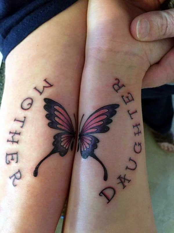 Mother Daughter Tattoos (13)