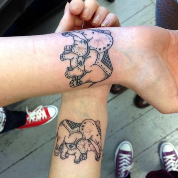 Mother Daughter Tattoos (5)