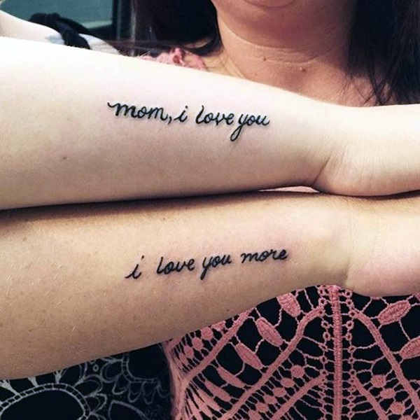 Mother Daughter Tattoos (8)