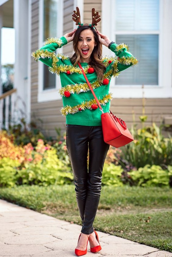 Christmas Party Outfit Ideas (7)