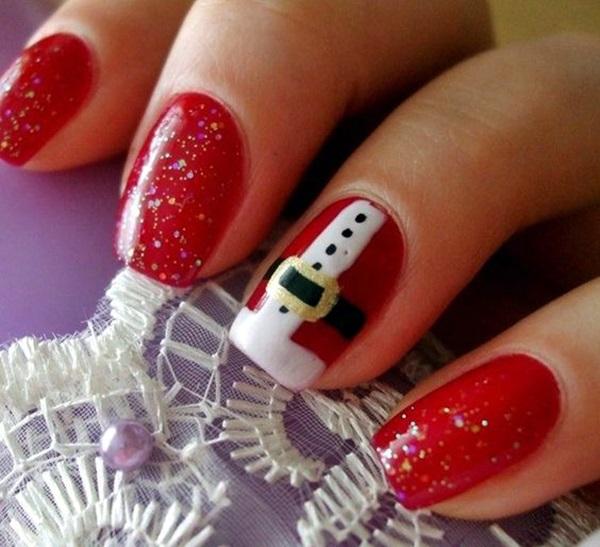 pretty-santa-nails-ideas-15