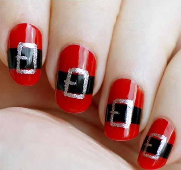 pretty-santa-nails-ideas-16