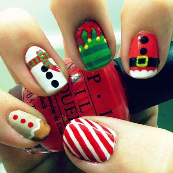 pretty-santa-nails-ideas-17