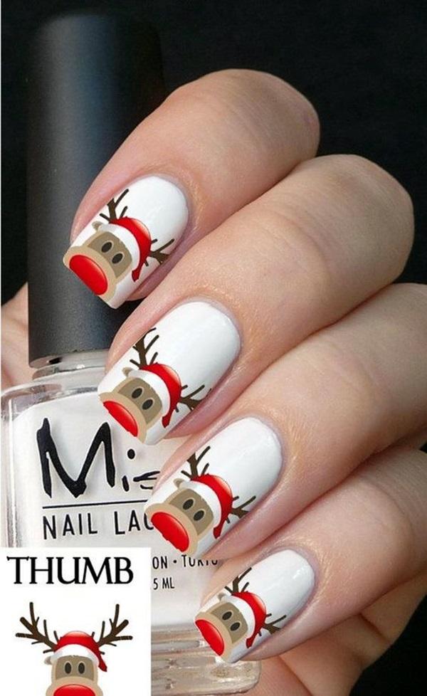 pretty-santa-nails-ideas-19