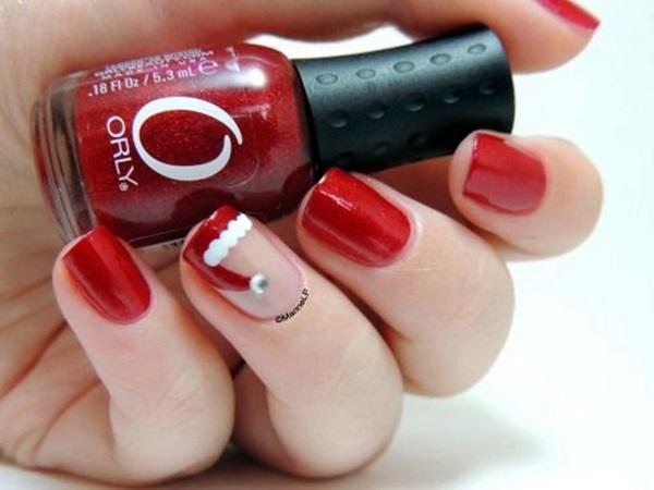 pretty-santa-nails-ideas-3