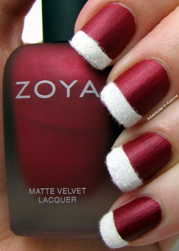 pretty-santa-nails-ideas-8