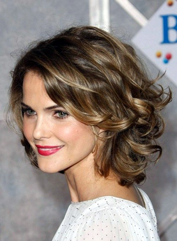 Curly Hairstyles 2018 Wavy Short Hairstyles For Women Haircut
