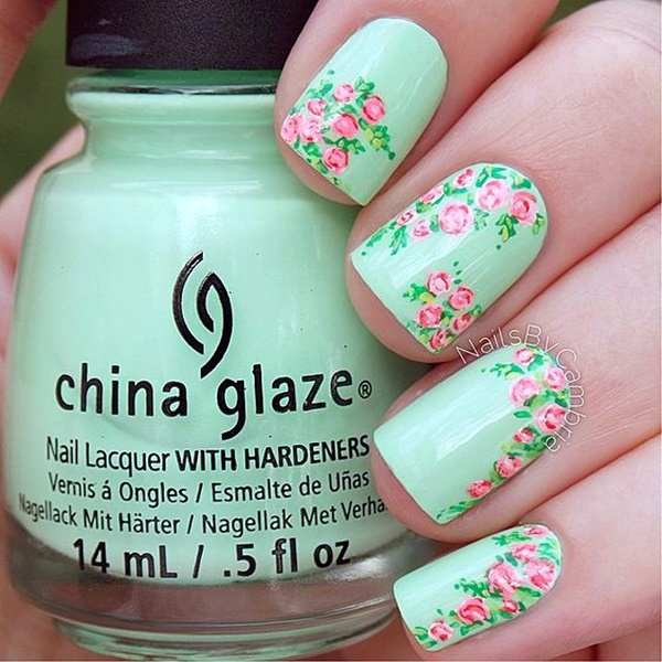mint-green-nails-with-design-9