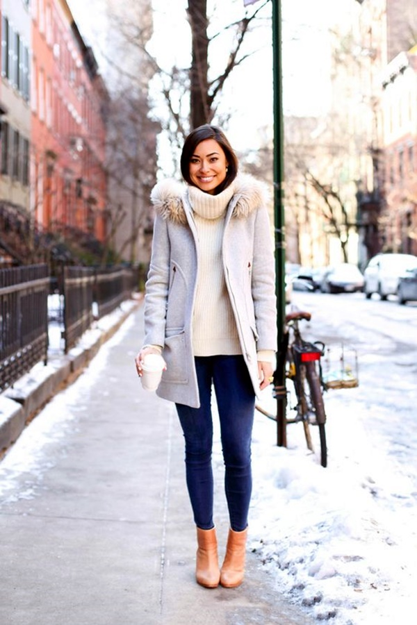 45 Of The Latest Cold Weather Outfits To Experience