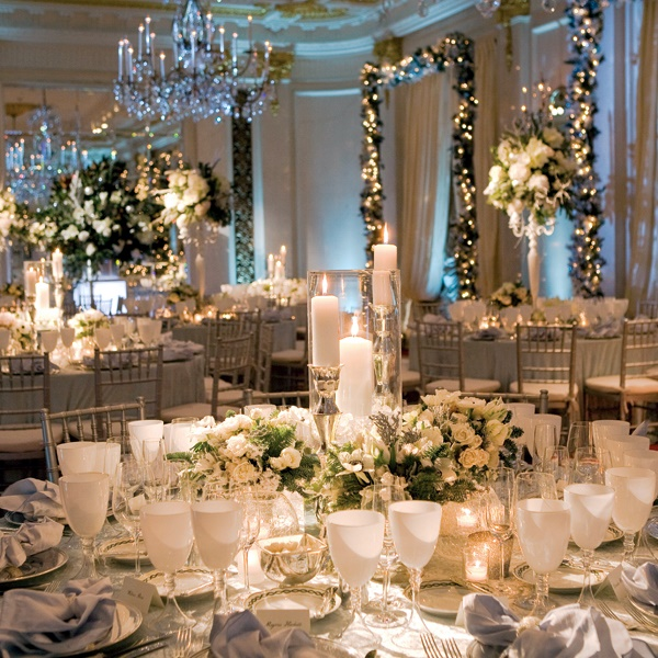12 Magically Romantic Winter Wedding Ideas For 2017