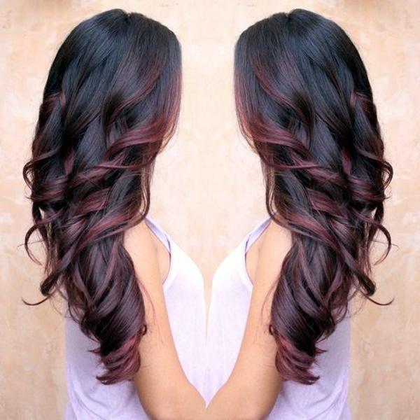 burgundy-hair-color-ideas-with-highlights-15