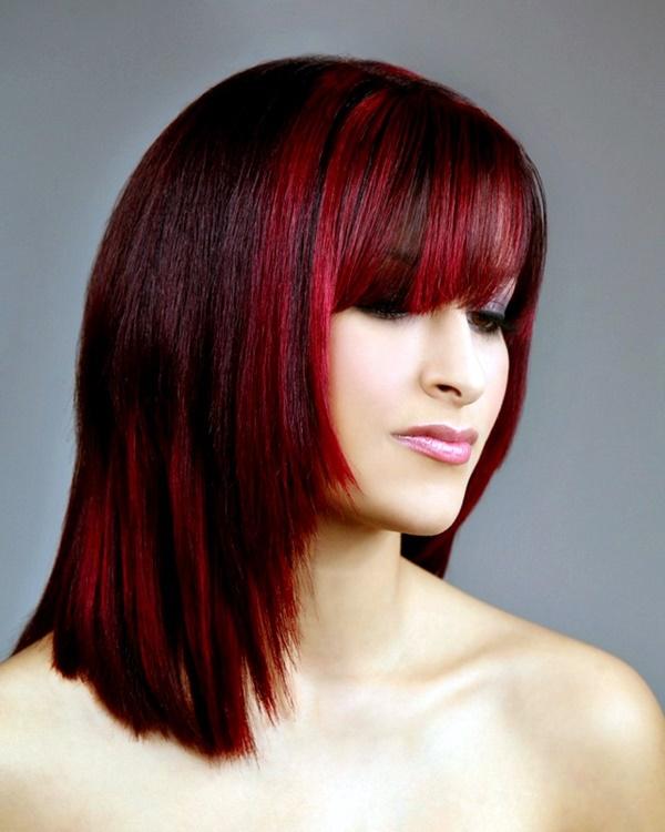 burgundy-hair-color-ideas-with-highlights-5