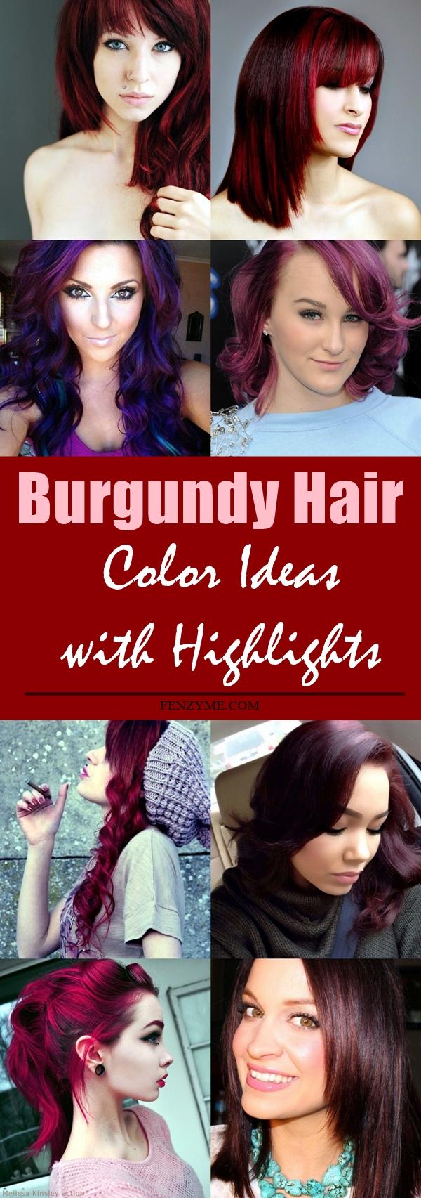 burgundy-hair-color-ideas-with-highlights-6-tile
