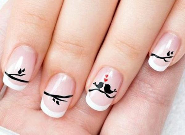 valentines-week-nails-designs-12