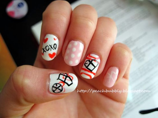 valentines-week-nails-designs-14