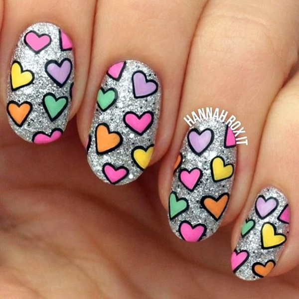 valentines-week-nails-designs-17