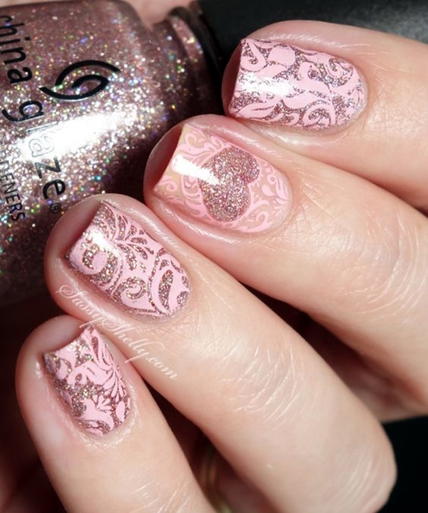 valentines-week-nails-designs-22