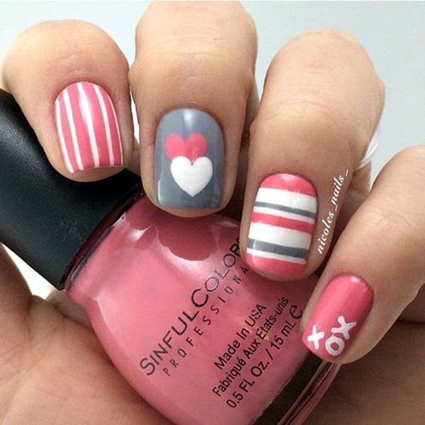 valentines-week-nails-designs-24