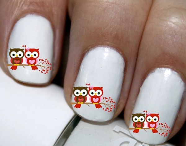 valentines-week-nails-designs-4