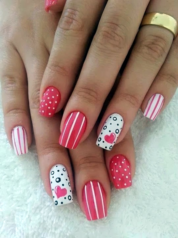 valentines-week-nails-designs-5