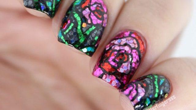 valentines-week-nails-designs