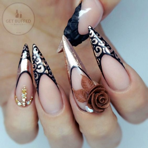 valentines-week-nails-designs-9