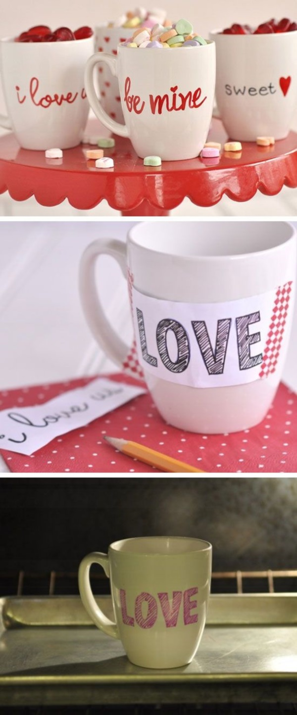 handcrafted valentines days gifted for him