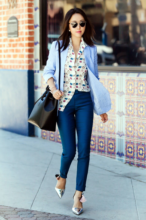 45 Extra Classy Work Outfits To Wear This Spring 2017