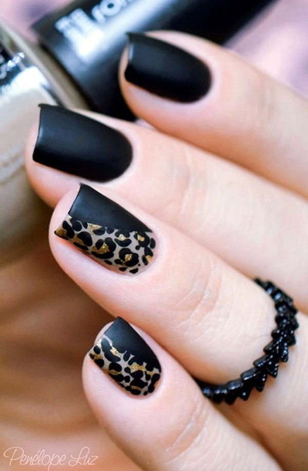35 Nail Design Ideas For The Latest Autumn Winter Trends: 35 Trending Nail Art Designs For Short Nails