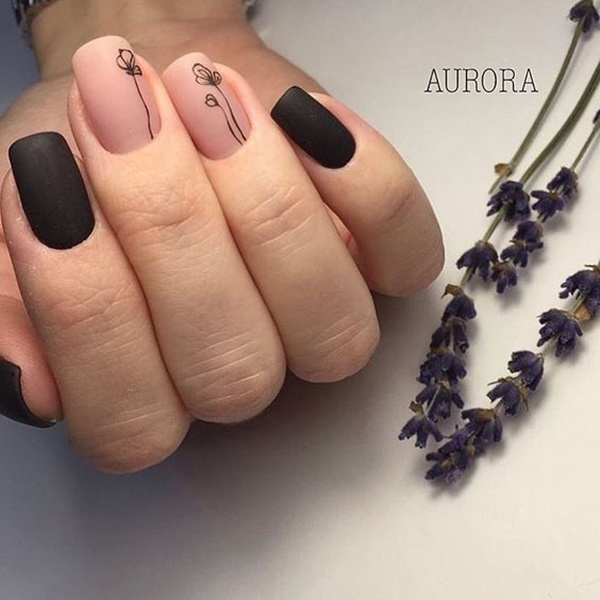 Popular Spring Nail Colors Of 2017 (2)