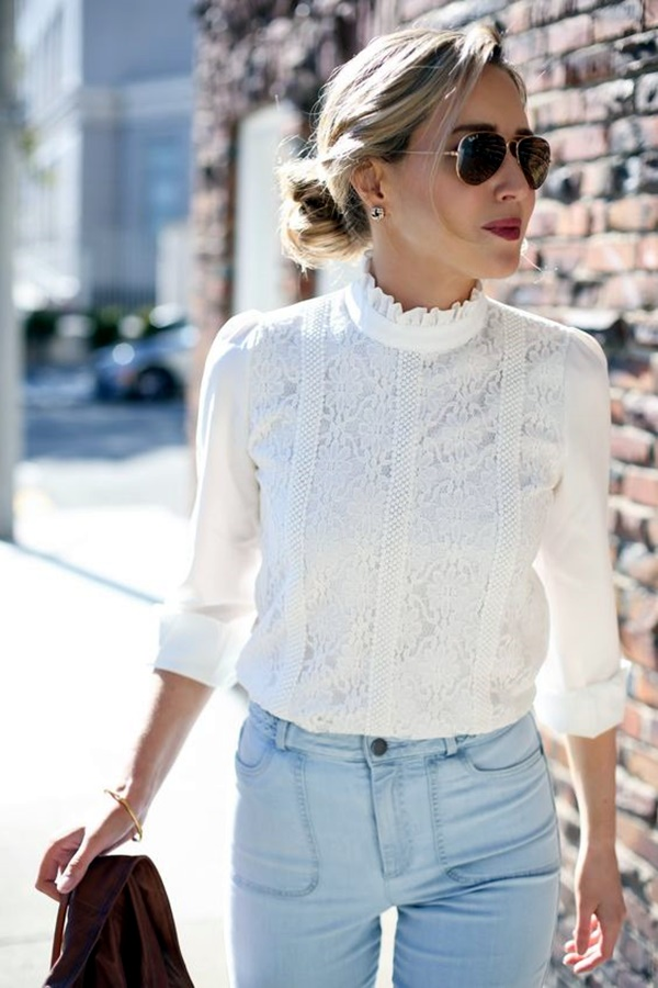 Preppy Summer Outfits and STYLE (11)