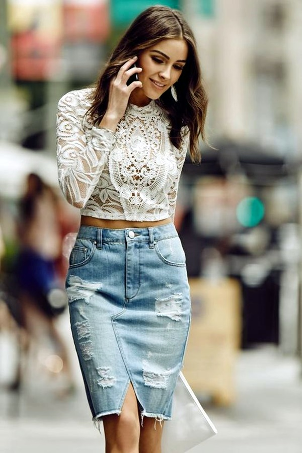 Preppy Summer Outfits and STYLE (12)