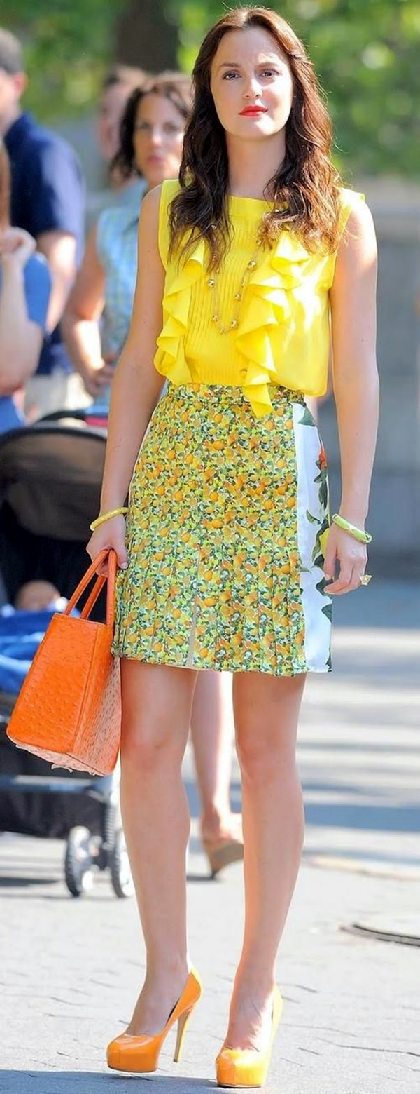 Preppy Summer Outfits and STYLE (18)