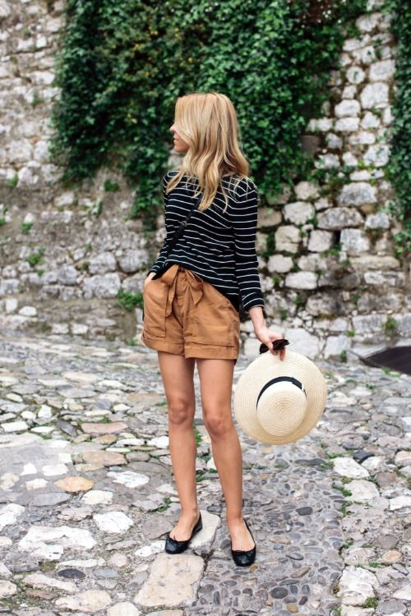 Preppy Summer Outfits and STYLE (26)