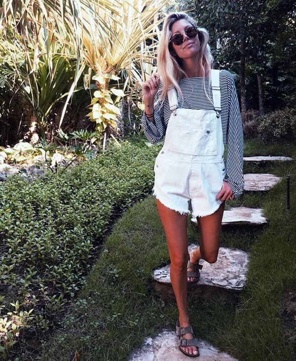 Preppy Summer Outfits and STYLE (27)
