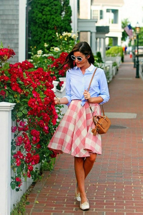 Preppy Summer Outfits and STYLE (6)