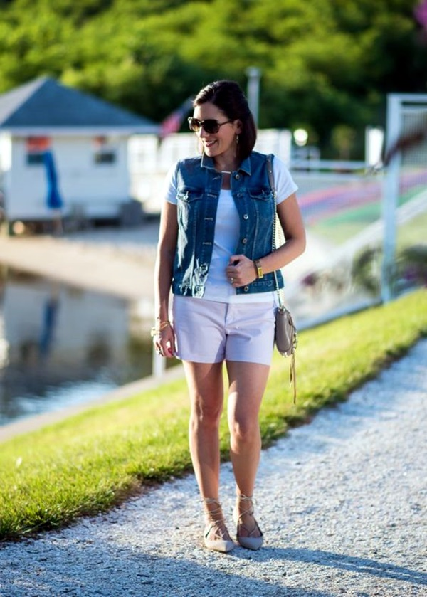 Preppy Summer Outfits and STYLE (9)