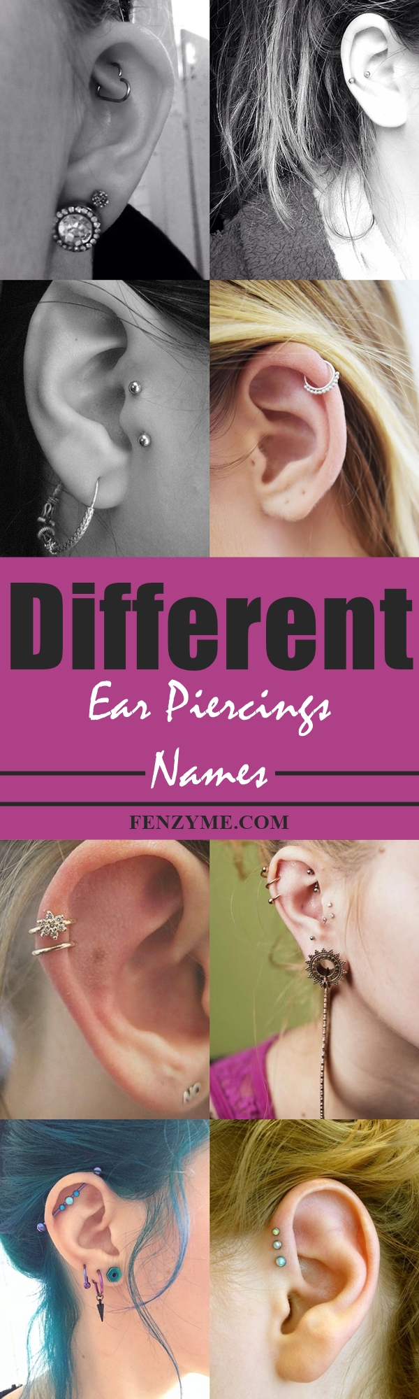Different ear piercing names - Where to buy a modded xbox