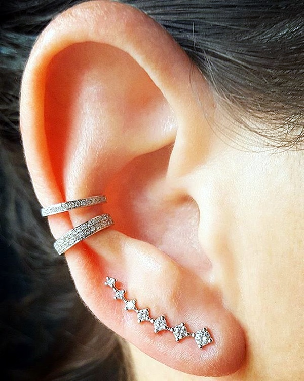 10 Different Ear Piercings Names With Examples Ear Piercings Names