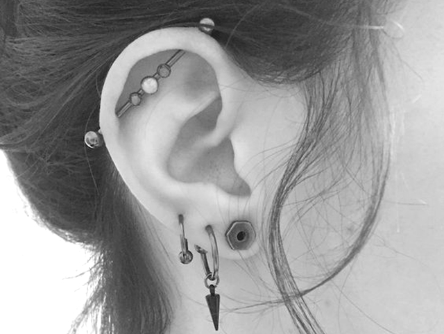 10 Different Ear Piercings Names With Examples